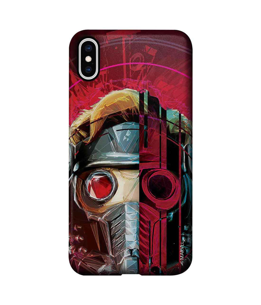 Grunge Suit StarLord - Pro Phone Cases For Apple iPhone XS Max