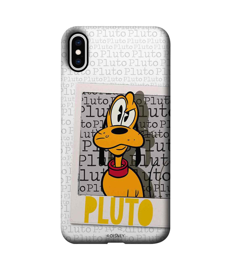 Hello Mr Pluto - Pro Phone Cases For Apple iPhone XS Max
