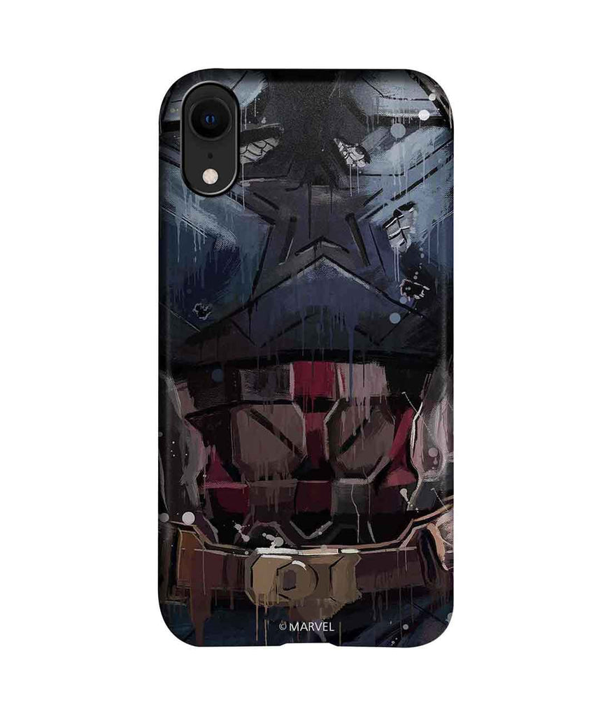 Grunge Suit Steve - Pro Phone Cases For Apple iPhone XR
