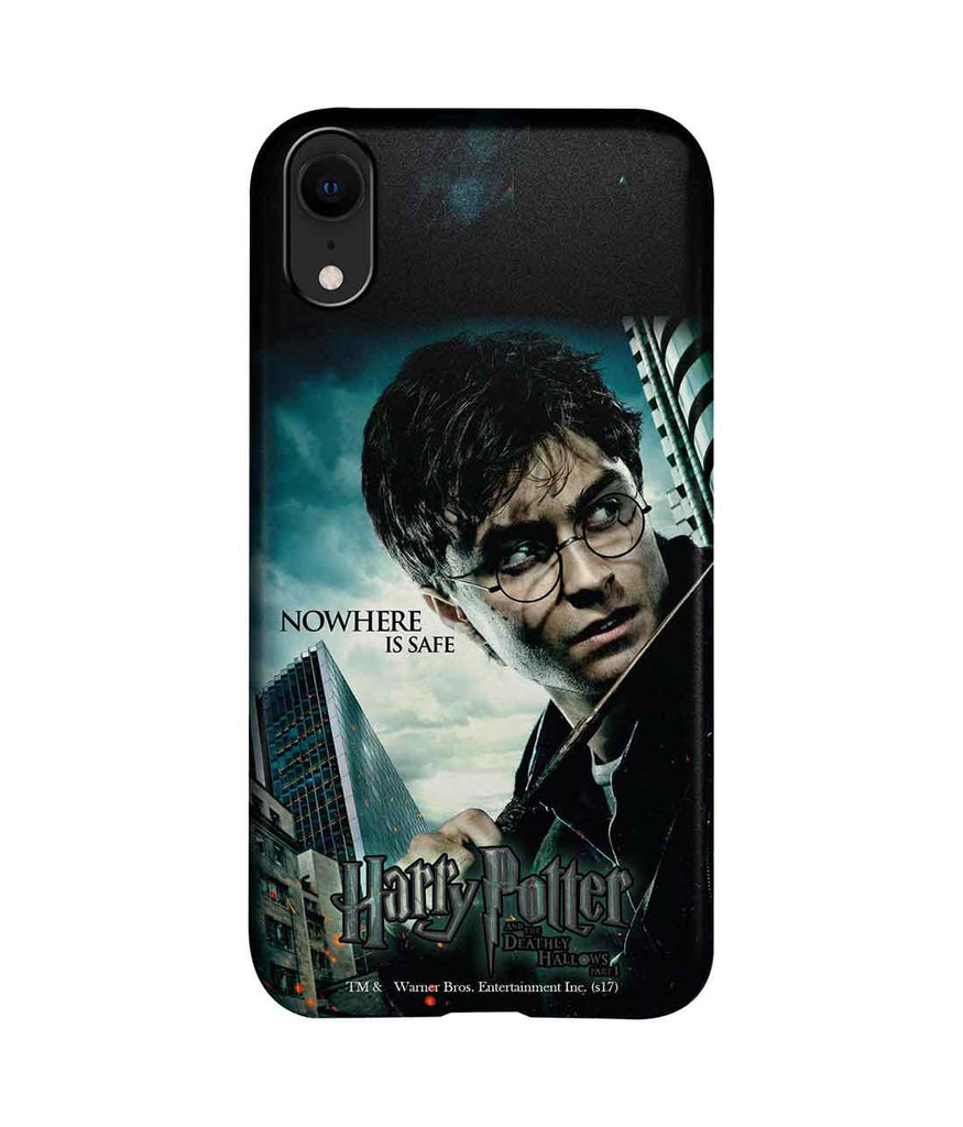 Harry Nowhere is Safe - Pro Phone Cases For Apple iPhone XR