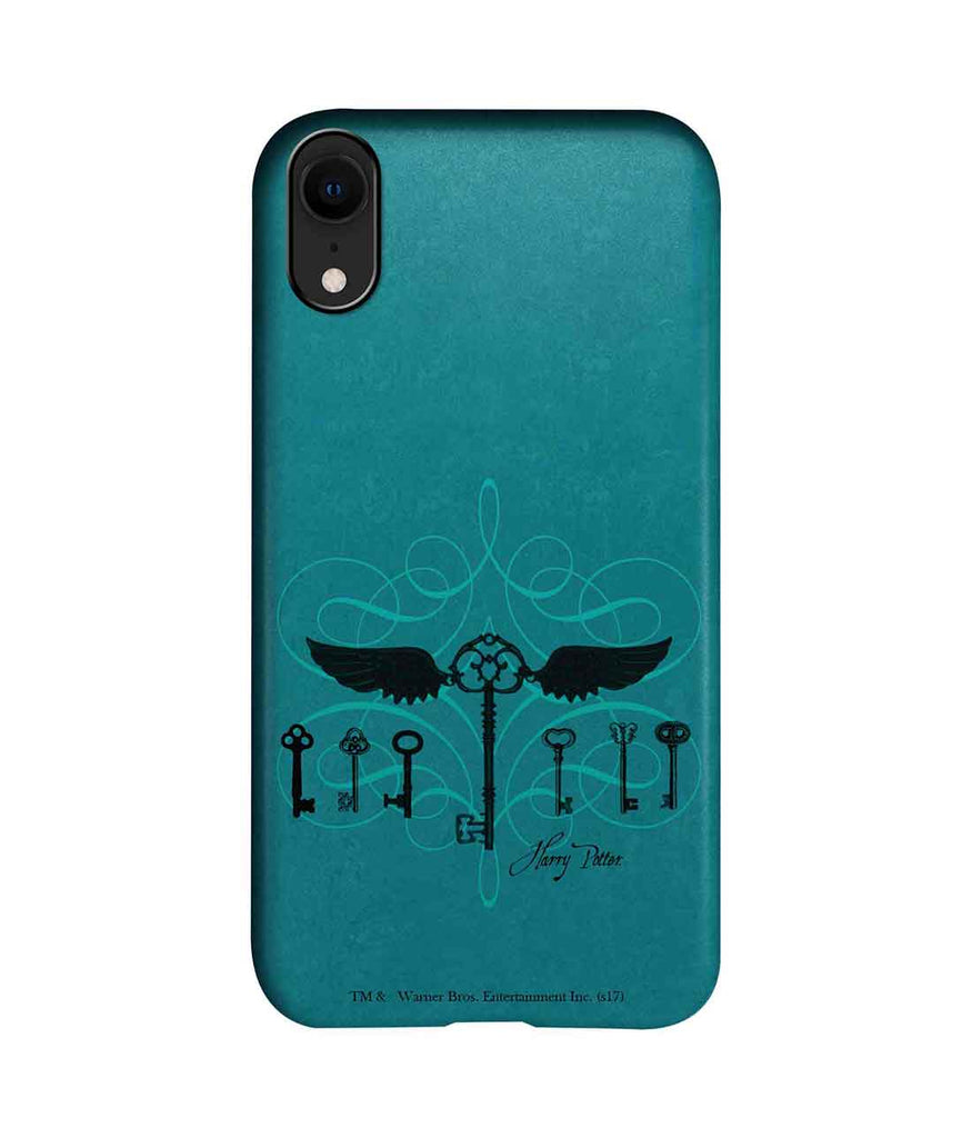 Harry Potter Keys - Pro Phone Cases For Apple iPhone XR