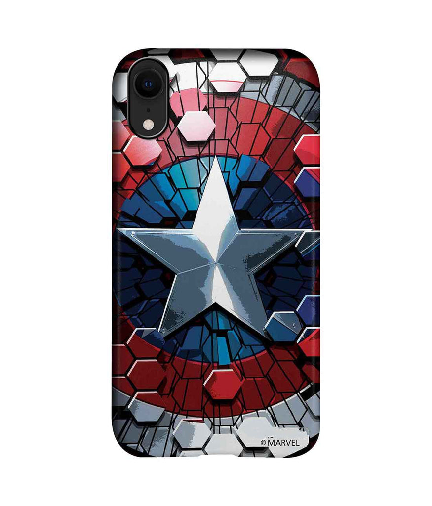 Hex Shield - Pro Phone Cases For Apple iPhone XR