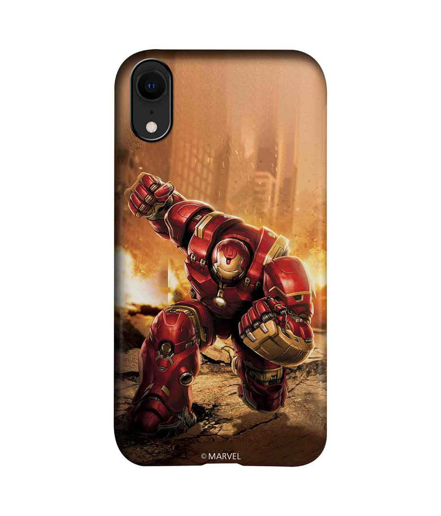 HulkBuster - Pro Phone Cases For Apple iPhone XR