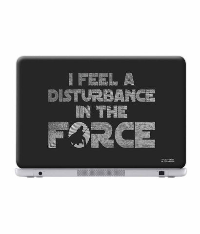 Disturbance in the Force - Laptop Skins For HP Pavillion DV4