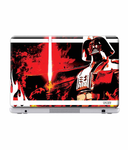 Exploding Vader - Laptop Skins For Sony Vaio T13