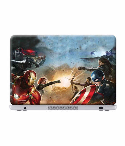 Good vs Right - Laptop Skins For Sony Vaio F14