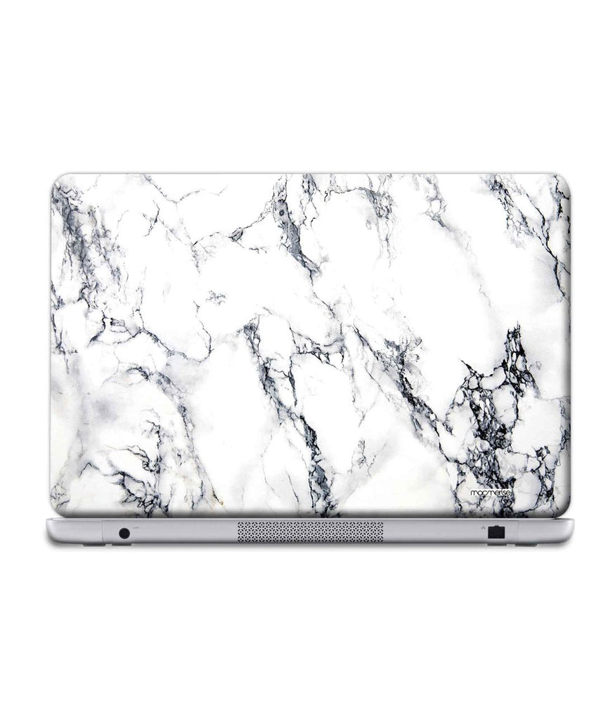 Marble White Luna - Laptop Skins For Sony Vaio T13