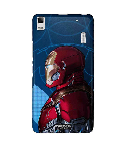 Iron Man side Armor - Sublime Phone Case For Lenovo A7000