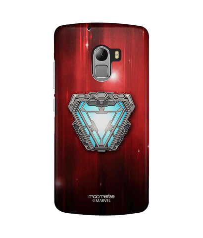 Iron man Infinity Arc Reactor - Sublime Phone Case For Lenovo K4 Note