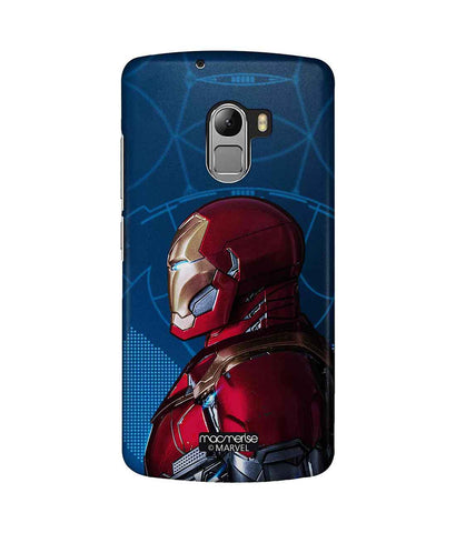 Iron Man side Armor - Sublime Phone Case For Lenovo K4 Note