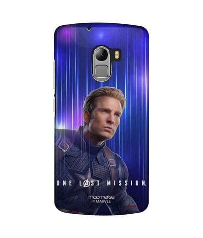 One Last Mission - Sublime Phone Case For Lenovo K4 Note
