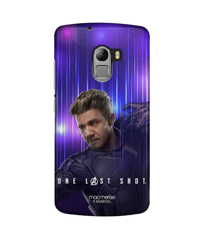 One Last Shot - Sublime Phone Case For Lenovo K4 Note