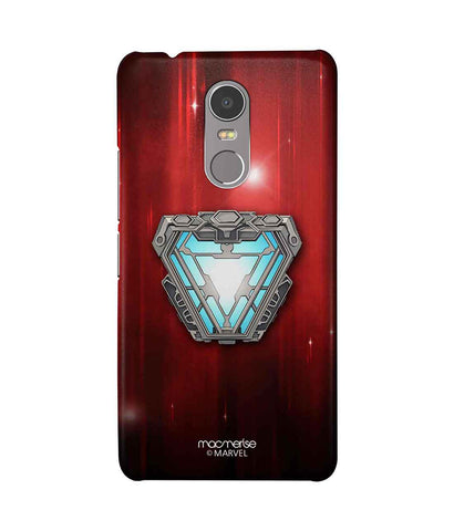 Iron man Infinity Arc Reactor - Sublime Phone Case For Lenovo K6 Note
