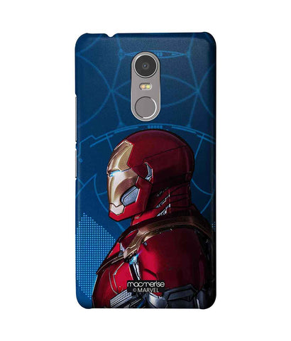 Iron Man side Armor - Sublime Phone Case For Lenovo K6 Note