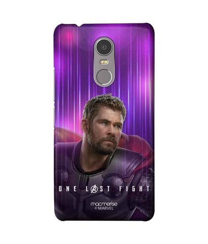 One Last Fight - Sublime Phone Case For Lenovo K6 Note