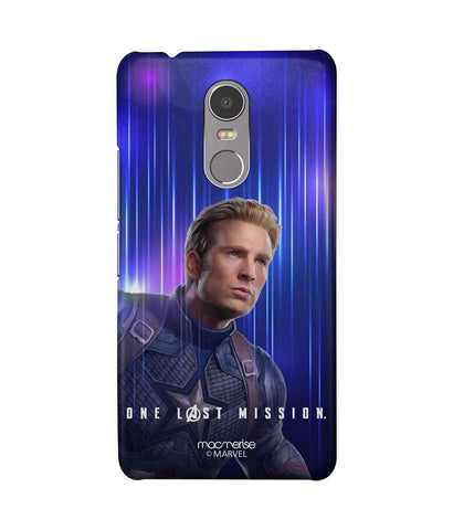 One Last Mission - Sublime Phone Case For Lenovo K6 Note