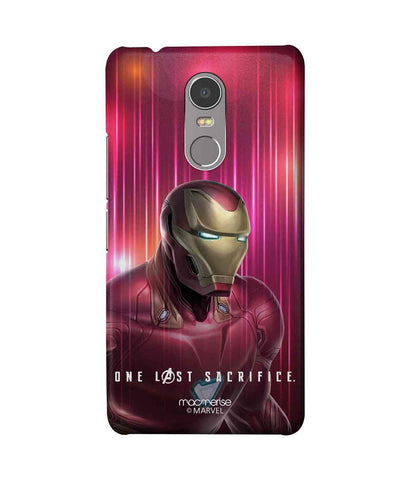 One Last Sacrifice - Sublime Phone Case For Lenovo K6 Note