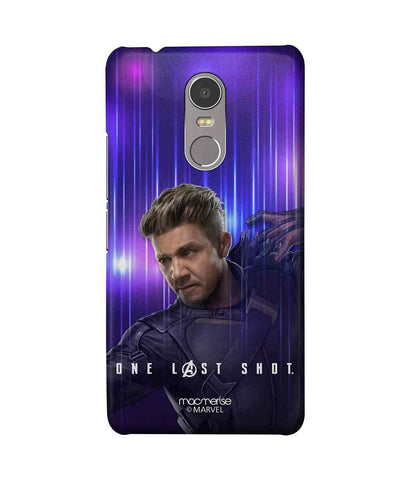 One Last Shot - Sublime Phone Case For Lenovo K6 Note