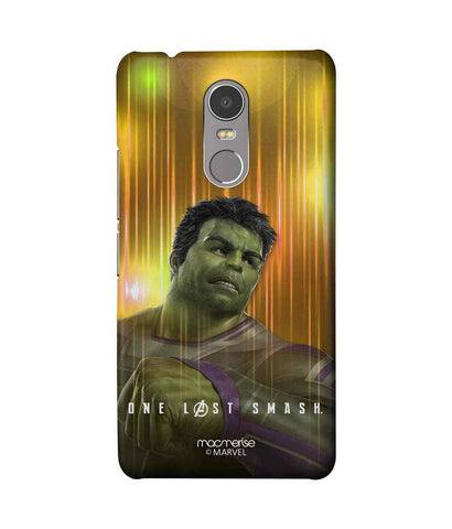 One Last Smash - Sublime Phone Case For Lenovo K6 Note