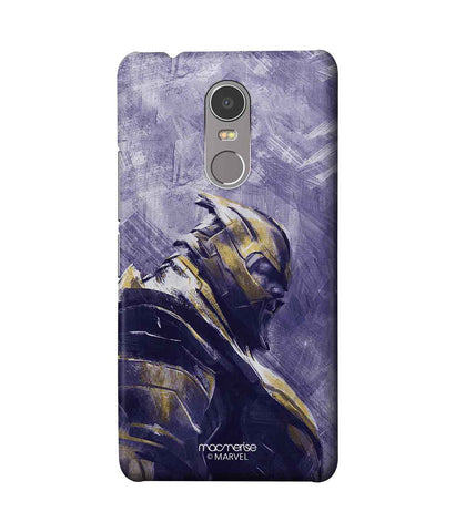 Thanos suited up - Sublime Phone Case For Lenovo K6 Note
