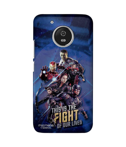 Fight of our Lives - Sublime Phone Case For Moto G5 Plus