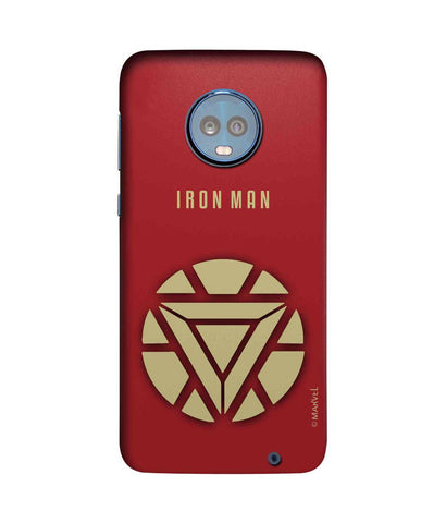Minimalistic Ironman - Sublime Phone Cases For Moto G6 Plus