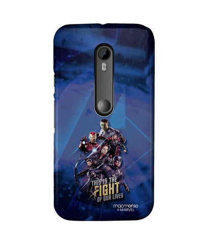 Fight of our Lives - Sublime Phone Case For Moto G Turbo