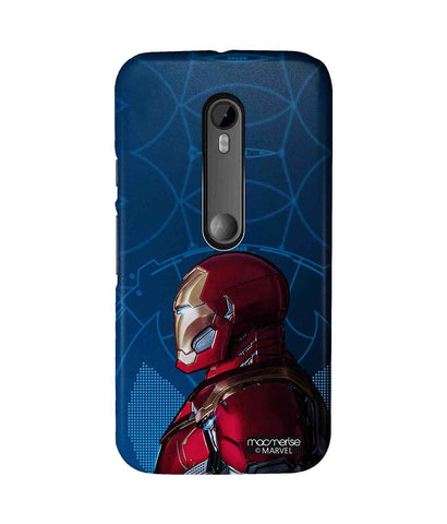 Iron Man side Armor - Sublime Phone Case For Moto G Turbo