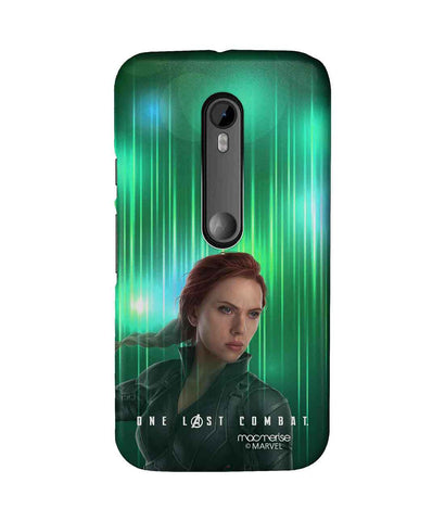 One Last Combat - Sublime Phone Case For Moto G Turbo