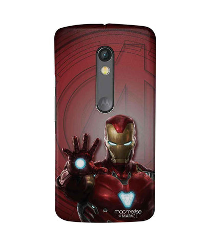 Iron man Mark L Armor - Sublime Phone Case For Moto X Play