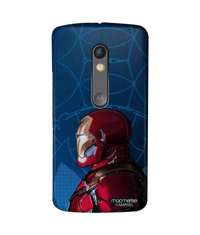Iron Man side Armor - Sublime Phone Case For Moto X Play