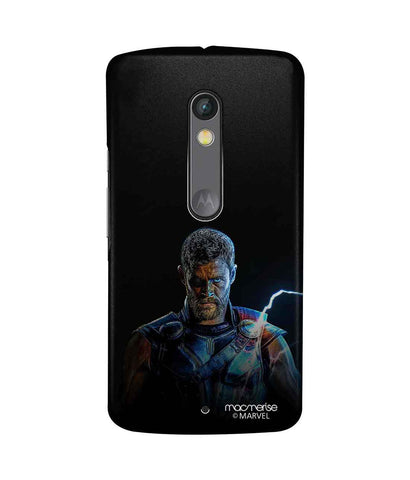 The Thor Triumph - Sublime Phone Case For Moto X Play