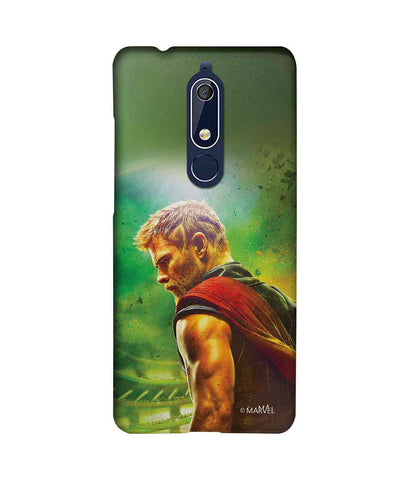 Saviour of Asgard - Sublime Phone Cases For Nokia 5.1