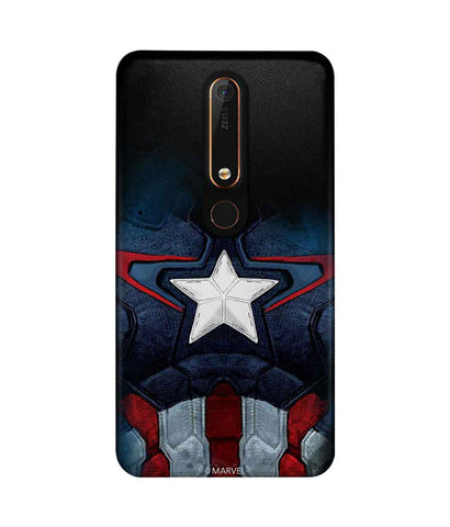 Cap Am Suit - Sublime Phone Cases For Nokia 6.1