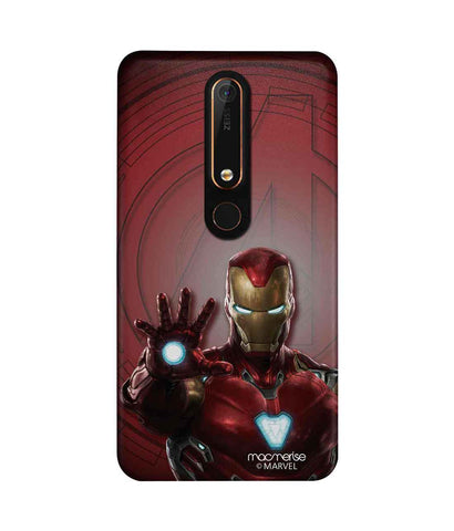 Iron man Mark L Armor - Sublime Phone Case For Nokia 6.1