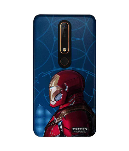 Iron Man side Armor - Sublime Phone Case For Nokia 6.1