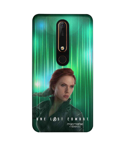 One Last Combat - Sublime Phone Case For Nokia 6.1