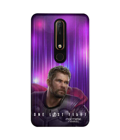 One Last Fight - Sublime Phone Case For Nokia 6.1