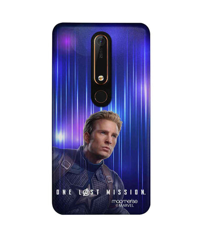 One Last Mission - Sublime Phone Case For Nokia 6.1