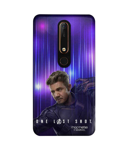 One Last Shot - Sublime Phone Case For Nokia 6.1