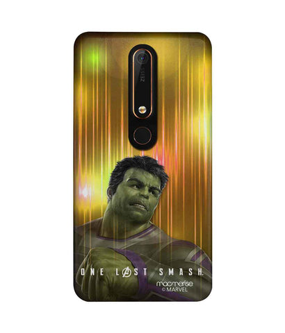 One Last Smash - Sublime Phone Case For Nokia 6.1