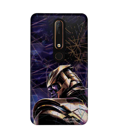 Thanos on Edge - Sublime Phone Case For Nokia 6.1