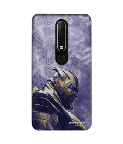 Thanos suited up - Sublime Phone Case For Nokia 6.1