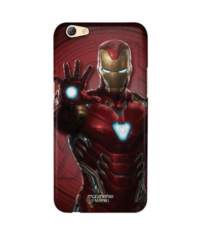 Iron man Mark L Armor - Sublime Phone Case For Oppo F3 Plus