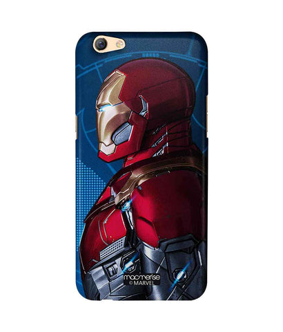 Iron Man side Armor - Sublime Phone Case For Oppo F3 Plus