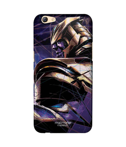 Thanos on Edge - Sublime Phone Case For Oppo F3 Plus