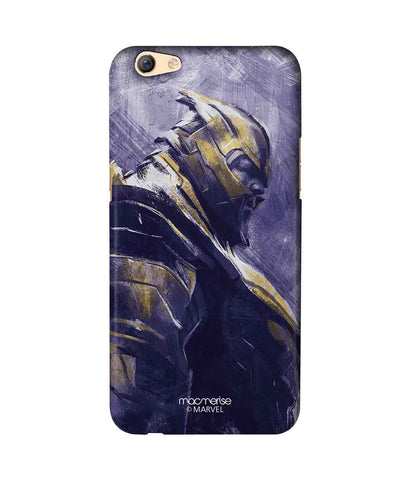 Thanos suited up - Sublime Phone Case For Oppo F3 Plus