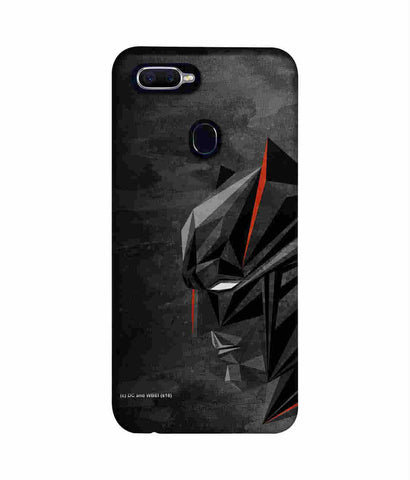 Batman Geometric - Sublime Phone Cases For Oppo F9 Pro