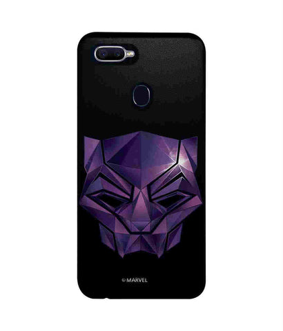 Black Panther Logo - Sublime Phone Cases For Oppo F9 Pro