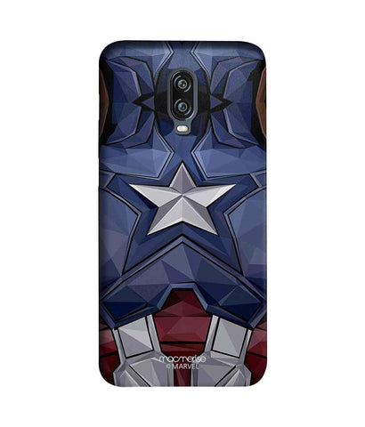 Captain America Vintage Suit - Sublime Phone Case For OnePlus 6T